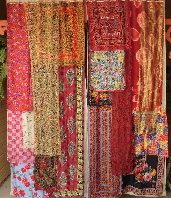 Diy Bohemian Decor: Best 25+ Gypsy Curtains Ideas On Pinterest