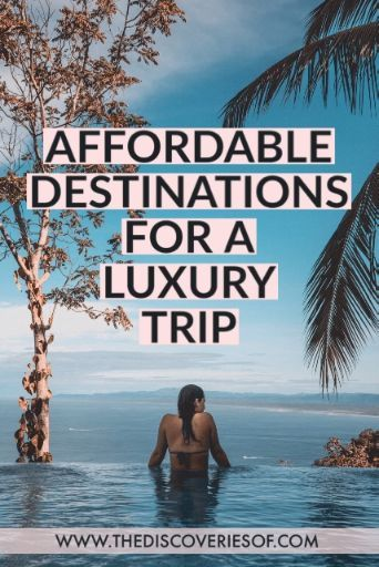 Hold on, your travel bucket list is about to get a lot longer! Here are the cheapest travel destinations you should be travelling to this year. Looking for affordable unique adventures around the world - click here for wanderlust inspiration. #traveltips #traveldestinations #wanderlust #luxury