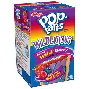 Wild!berry pop tarts....the taste of my childhood