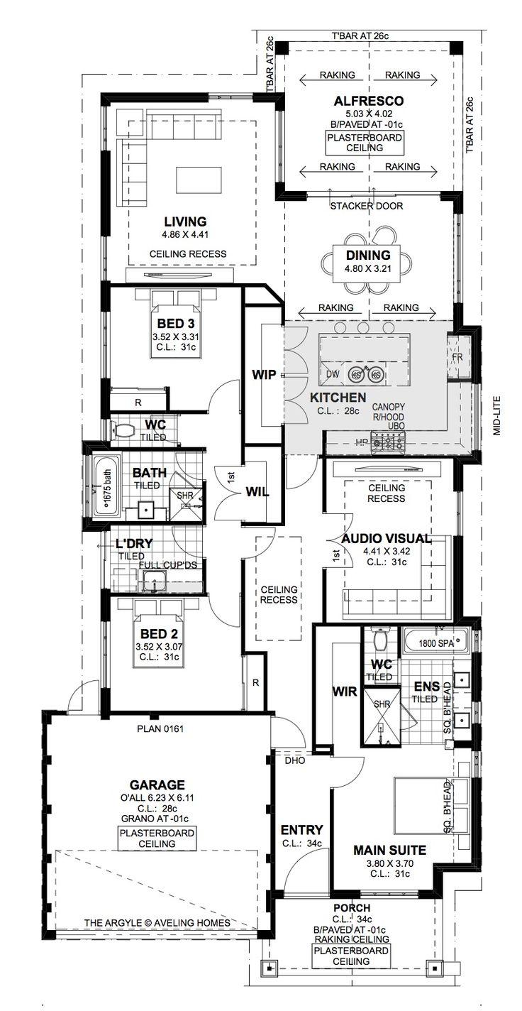Argyle   Aveling Homes