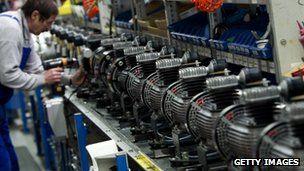 BBC News | German economy to return to growth, says Bundesbank