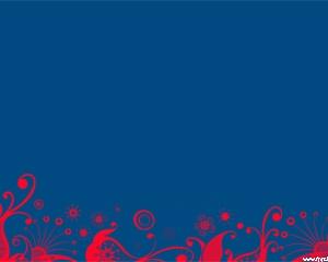 Plantilla PowerPoint Abstracta con fondo azul para diapositivas de PowerPoint