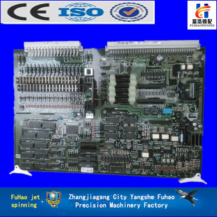 Toyota air jet loom spare parts high quality 600 610 710 original circuit board
