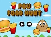 Pou Food Hunt