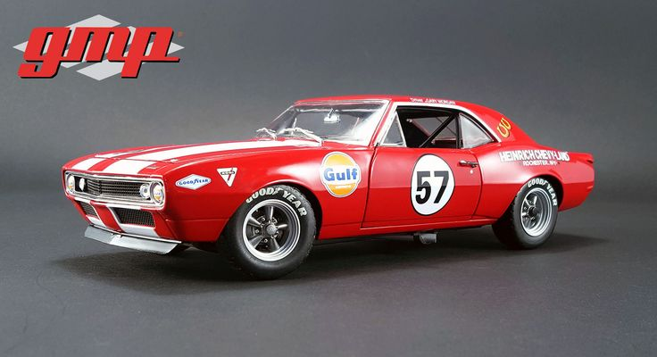 Up to 45% Off + FREE Shipping. View Available Deals and Coupons for 1967 Chevrolet Camaro Z/28 57 Heinrich Chevy-Land Limited Edition to 750pcs 1/18 Diecast Model Car by GMP.