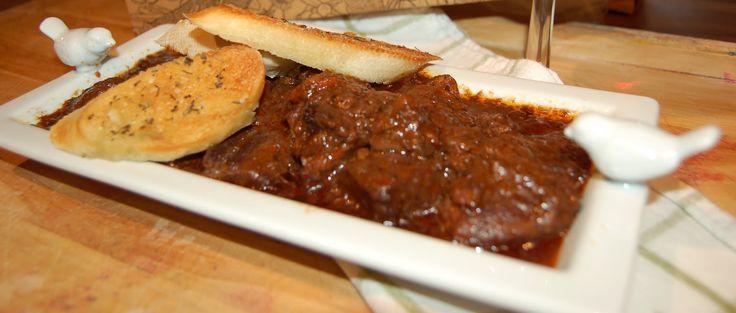 Katčina báječná kuchyně: Boeuf bourgignonne neboli hovězí po burgundsku