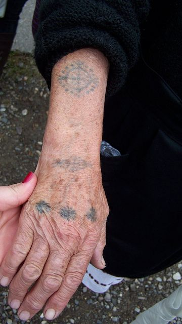 Traditional Croatian Tattoo