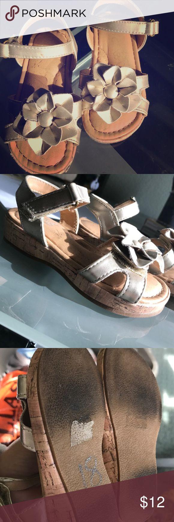 Toddler sandals Super cute! Good quality! Not cheap!❤️ fast shipment!📦 Shoes Sandals & Flip Flops