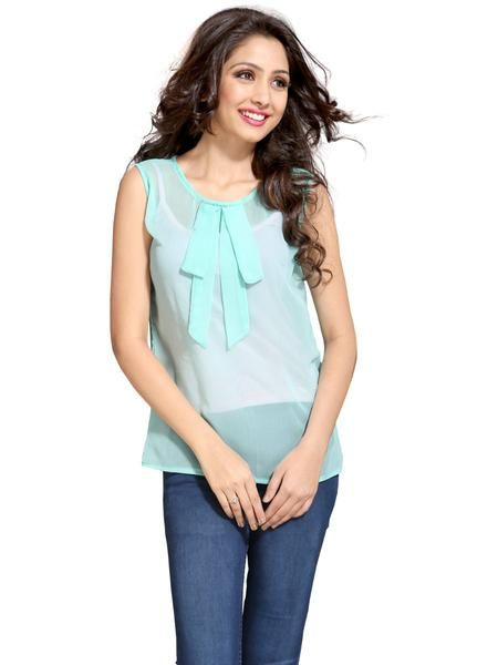 LadyIndia.com # Fashion Trend, Designer Victorian Clothing Sea Green Top - Latest Fashion Wear For Women, Designer Top, Fashion Trend, Tops, Women Wear, Girls Tops, https://ladyindia.com/collections/western-wear/products/designer-victorian-clothing-sea-green-top-latest-fashion-wear-for-women