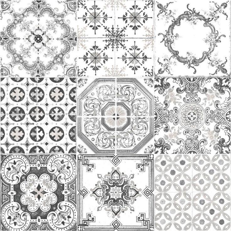 UGEPa rouleau j95609 küchenfliese multicolore #papierpeint #LePapierPeint