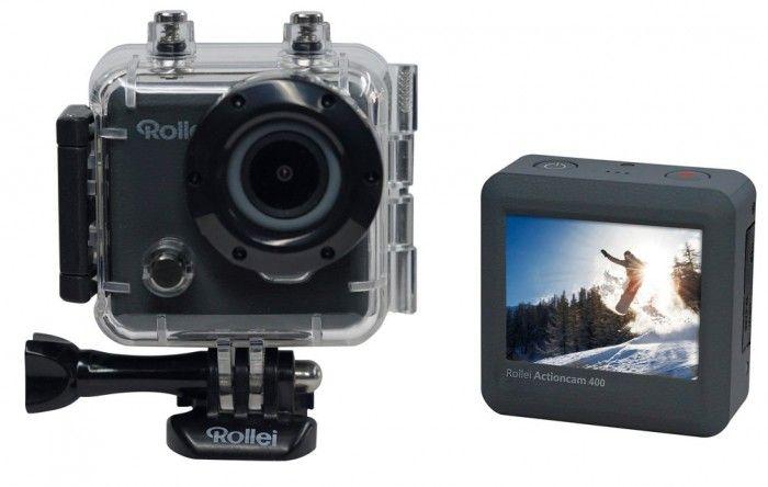 Rollei Action Cam 400 | OKAY.sk