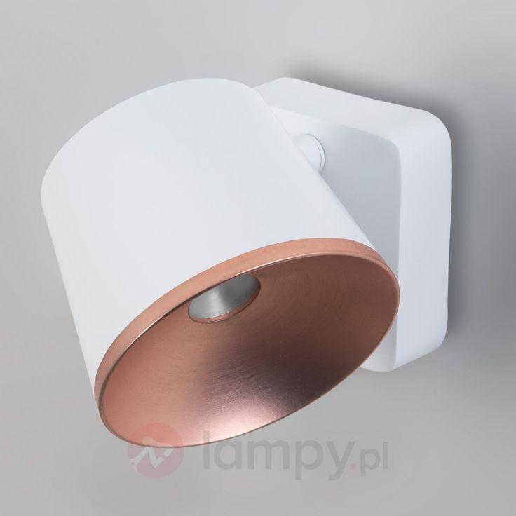 Drone - stylowa lampa ścienna LED 6026578