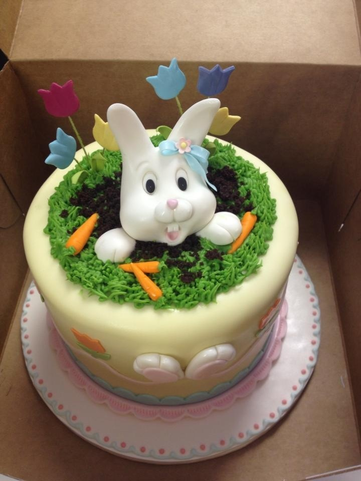 1068 Best Bunny Cakes Images On Pinterest Bunny Cakes