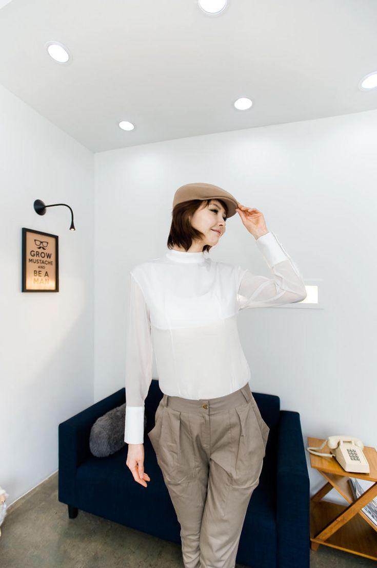 turtle neck blouse from Kakuu Basic. Saved to Kakuu Basic Blouses & Shirts. Shop more products from Kakuu Basic on Wanelo.