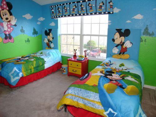 Mejores 41 im genes de deco habitaciones en pinterest for Habitaciones infantiles disney