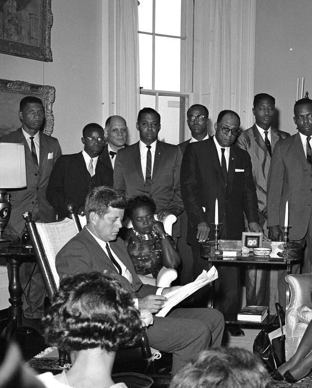 JFK Civil Rights