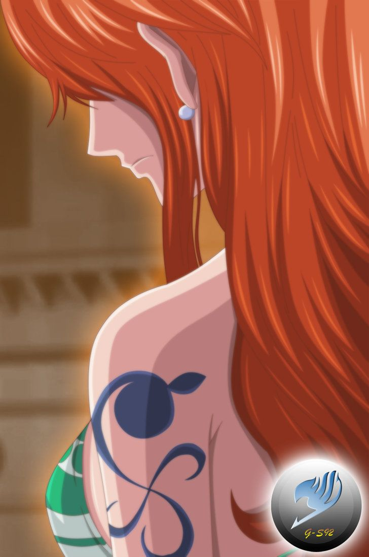 One Piece EP 536:Nami....CoLo by SeireiART on DeviantArt