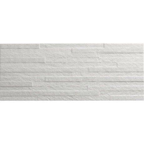 Crédence cuisine? LeroyFaïence mur gris, décor trevise l.20 x L.50 cm