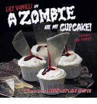 A Zombie at my cupcake