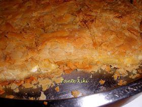 Tante Kiki: Φύλλο για πίτα με 2 διαφορετικές τεχνικές... όπως ήξεραν οι γιαγιάδες μας!