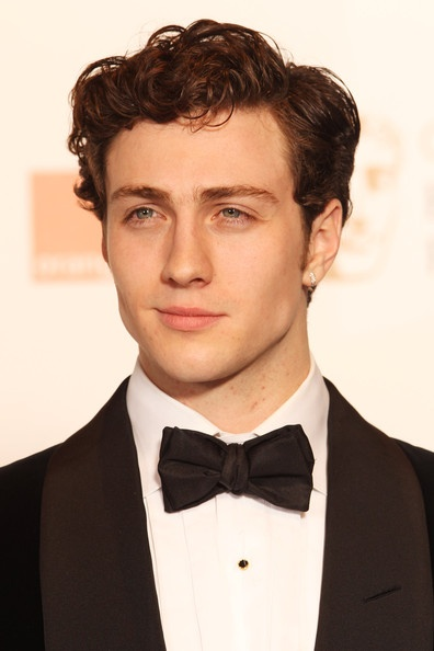 Aaron Johnson.I want my husband looking like this fine piece of man candy in a suit!