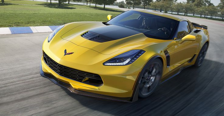 2015 #Chevrolet #Corvette Z06. See more on Motor Authority