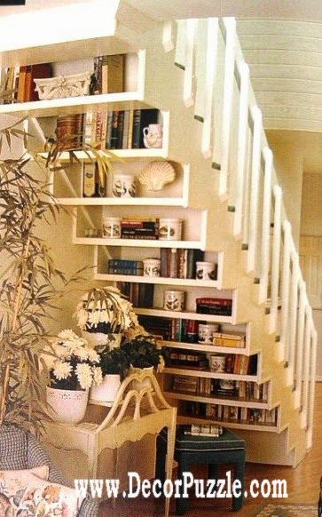 Innovative Under Stairs Ideas And Storage Solutions Shelving