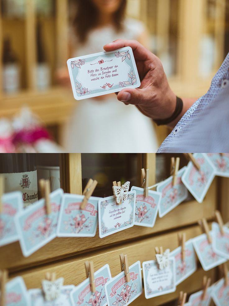 Hochzeitsspiele: Fotospaß für Hochzeitsgäste – DIY Ideen