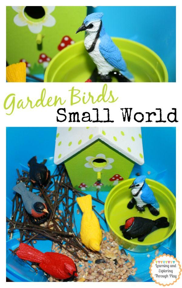 RSPB Birdwatch Activities Bird For Toddlers And Preschoolers