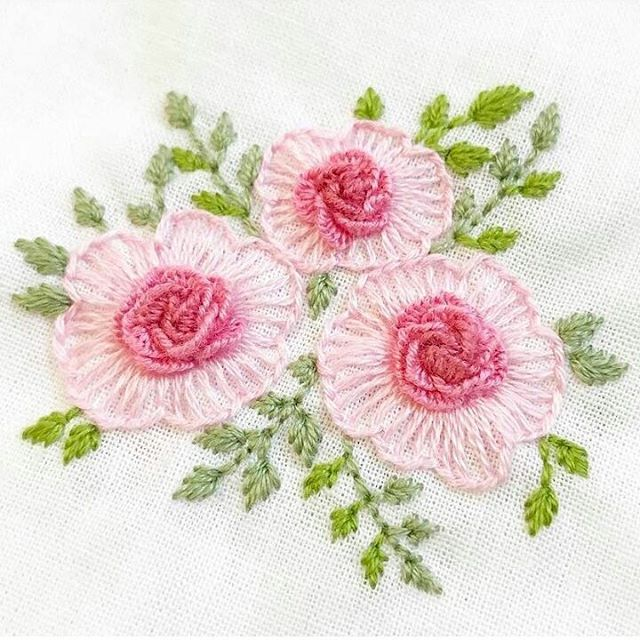 The best ideas about brazilian embroidery on pinterest