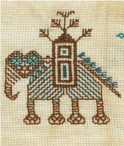 Embroidary Borders   Hand Embroidered   Kashida   Kasuti