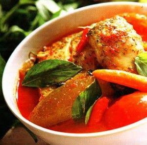 Resep Masakan Sup Ikan Asam Pedas | Sajianku