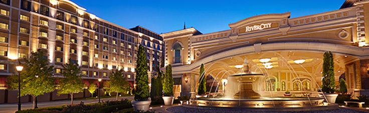 RIVER CITY CASINO AND HOTEL  ST LOUIS, MO (STL.News) - River City Casino and Hotel is amongst St Louis finest establishment for entertainment and hospitality. Whether you want to go out on the town and enjoy a fantastic evening of dining, gambling,...