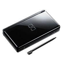 Nintendo DS Lite Console DSL Handheld Video Game System NDSL Noir