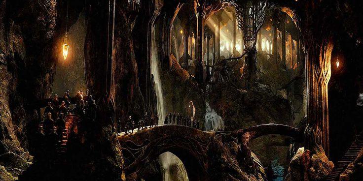 Partons en voyage en Terre du Milieu avec Tolkien!