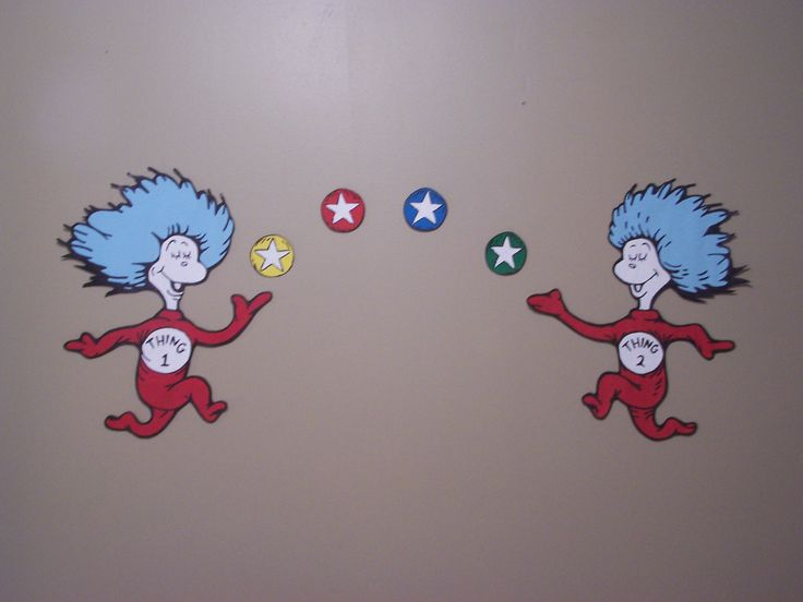 38 best prices dr seuss hand painted murals images on for Dr seuss wall mural