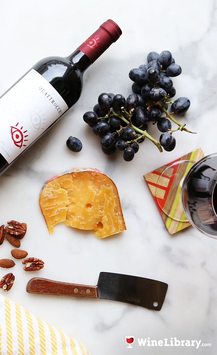 How to make a great wine + cheese board with WINE TIPS!