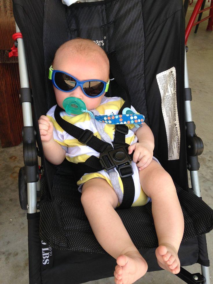 Pode-se passear com o bebê recém-nascido? Conheça alguns cuidados que devem ser tomados nos primeiros passeios com o bebê!