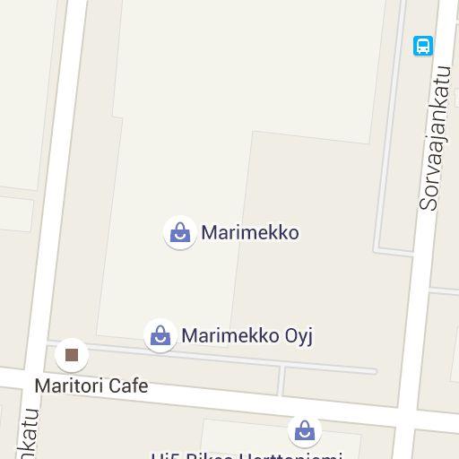 Marimekko Factory Outlet Helsinki Finland