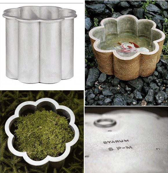 Signe Persson Melin containers and paving system