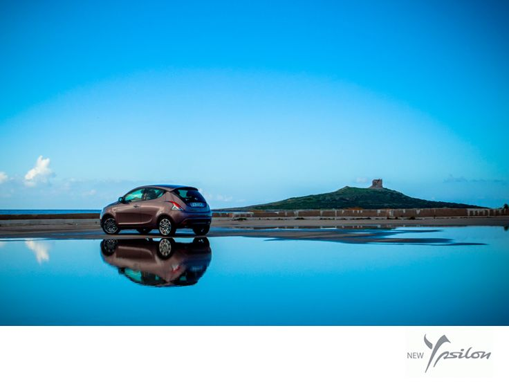 Nowa Ypsilon: piękny samochód do odwiedzania najpiękniejszych miejsc.