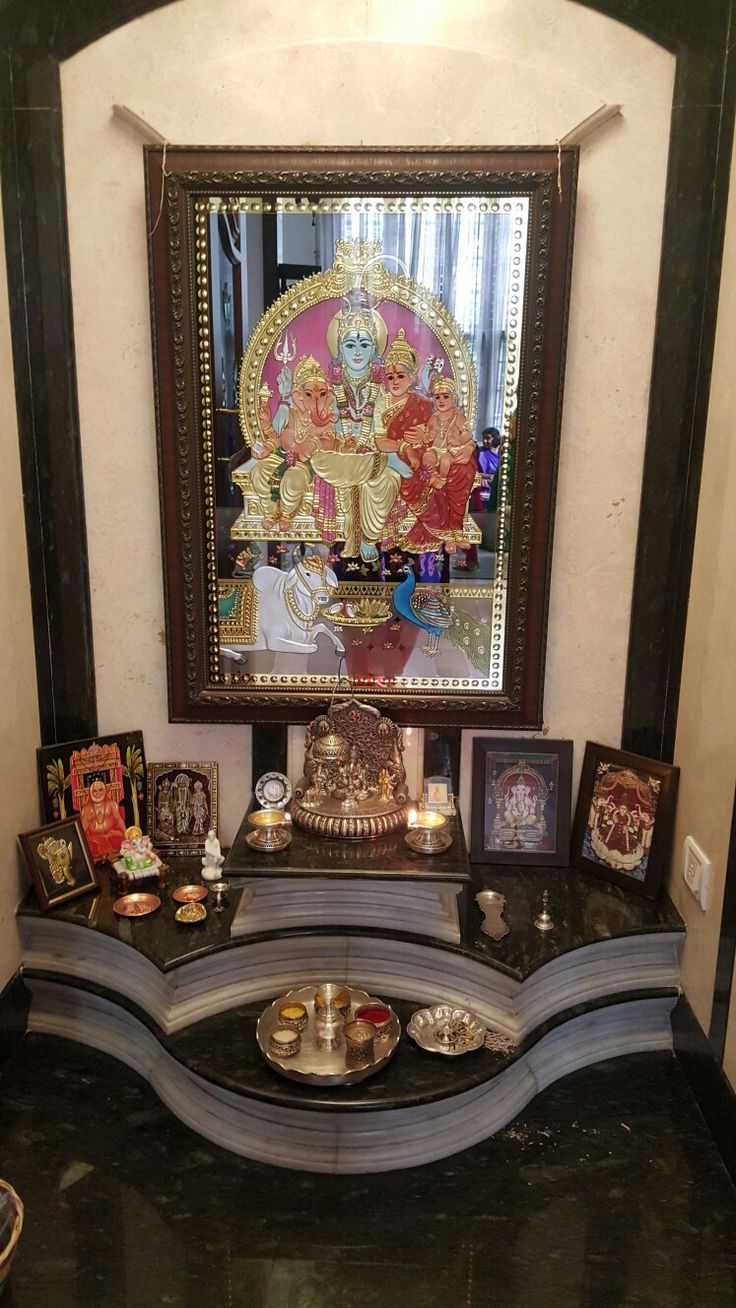 Puja Room Smart House Indian Homes Prayer