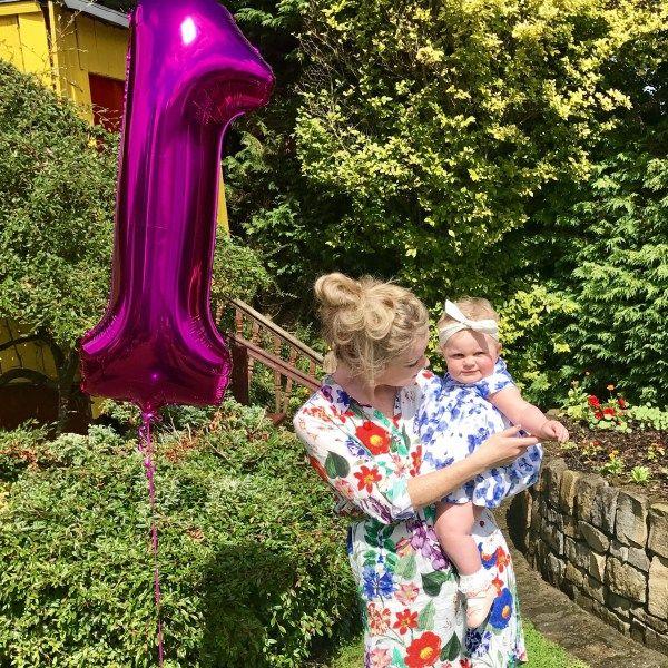 Double Birthday!   #firstbirthday #motherdaughter #birthdaytwins
