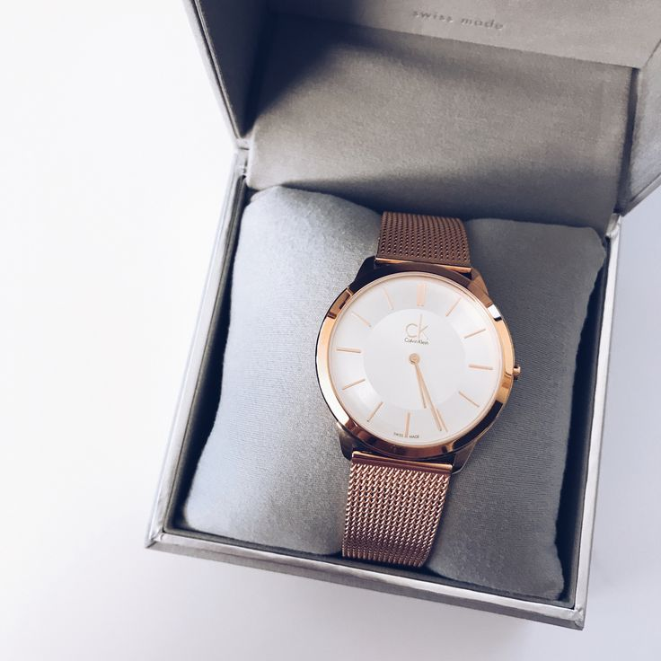 Time for an upgrade? We're loving this super chic Calvin Klein watch! Visit us in-store for more great watches. #mazzucchellis #jeweller #jewellery #mazzucchellisjeweller #CalvinKlein #CalvinKleinJewellery #CalvinKleinWatch #watch #watches #womenswatches #menswatches #mycalvins #swisswatch #giftideas #giftsforher #giftsforhim #rosegold #rosegoldaccesories #rosegoldwatch #rosegoldjewellery