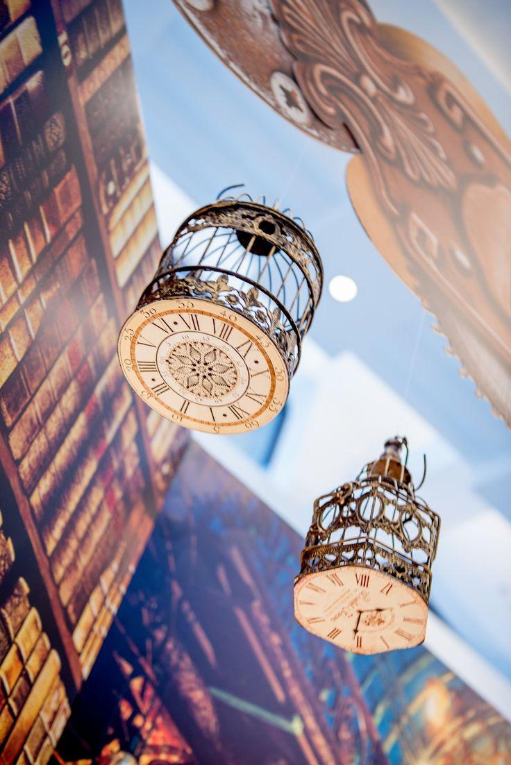 The Golden Compass b-day, children birthday, children birthday decorations, детский день рождения, золотой компас, оформление праздника,  тематическое оформление