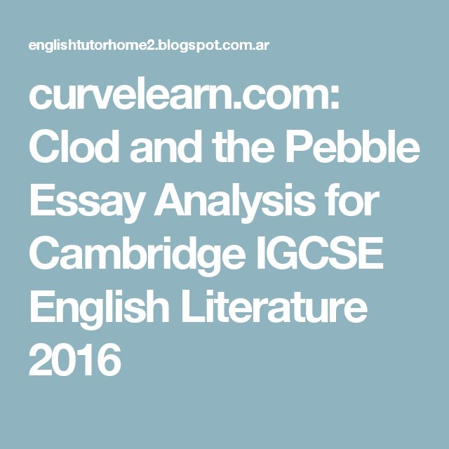 william blakes views on love portrayed in the clod and the pebble essay Songs of innocence and of experience study guide contains a biography of william blake the clod and its view of love both clod and pebble essay questions.
