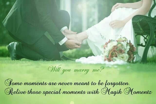 Capture your special moments with magikmomentz.com