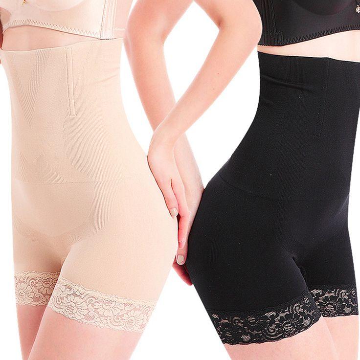 High Waist Body Shaper Underwear