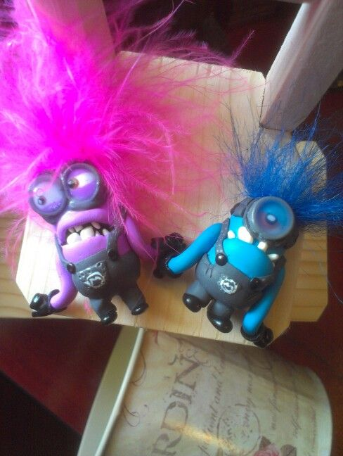 Evils minioni