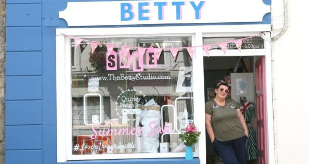 Nominated in Best Craft/Gift Shop category – Betty, Drumshambo, Co Leitrim